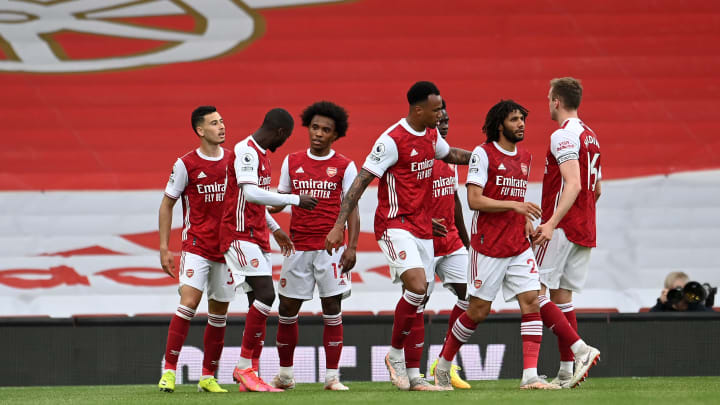 Arsenal beat West Brom on Sunday