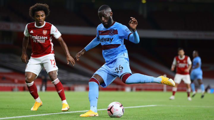 Masuaku has been quietly impressive in West Ham's last two outings