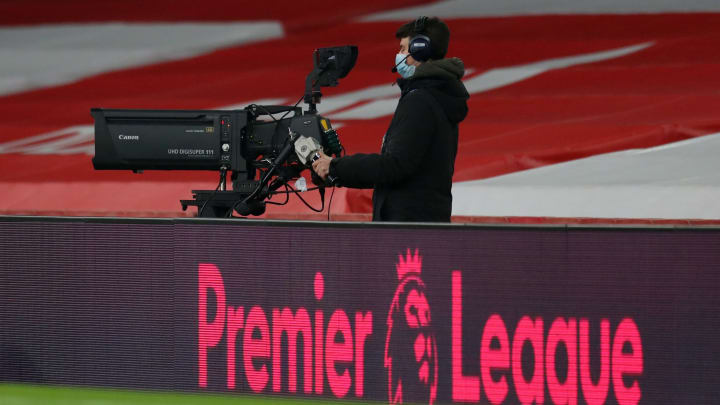 The Premier League's broadcasting rights will not be up for grabs in 2022