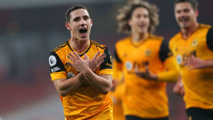 A great goal from Daniel Podence helped Wolves secure a fine win