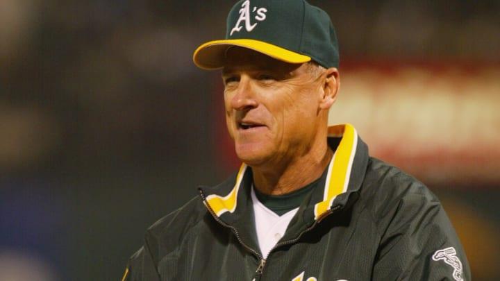 Former Oakland Athletics manager Art Howe