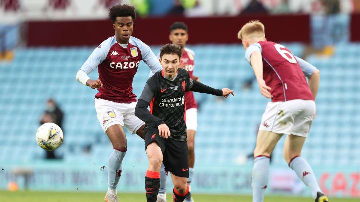 Aston Villa U18 v Liverpool U18: FA Youth Cup Final