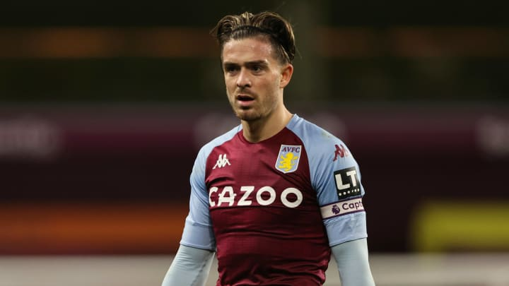 Grealish is in Manchester City's crosshairs