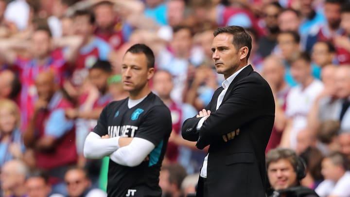 John Terry, Frank Lampard