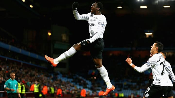 Lukaku enjoyed playing against Aston Villa