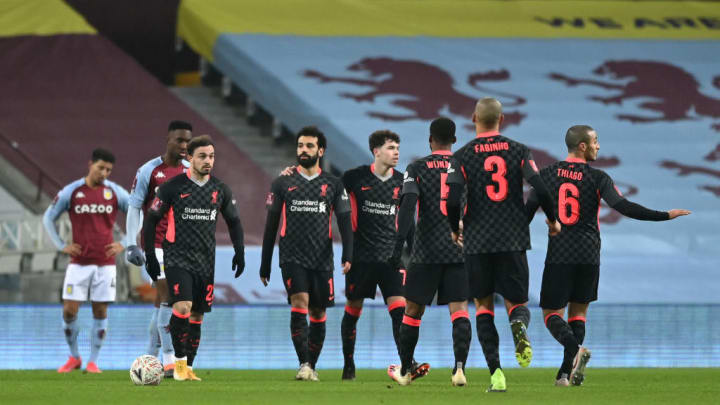 Liverpool want to make things right against Villa