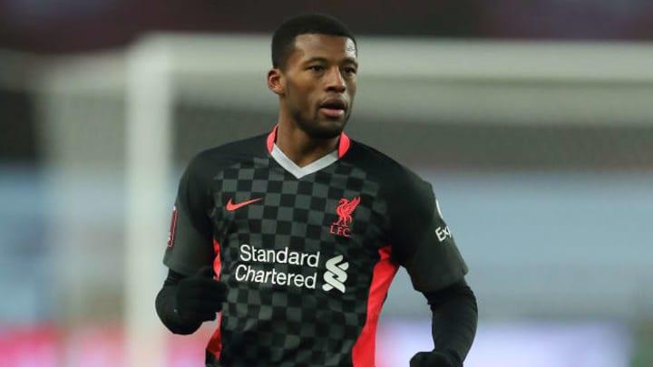 Georginio Wijnaldum ne veut pas prolonger à Liverpool.