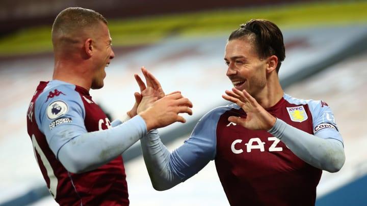 Aston Villa want to secure the future of Jack Grealish & Ross Barkley