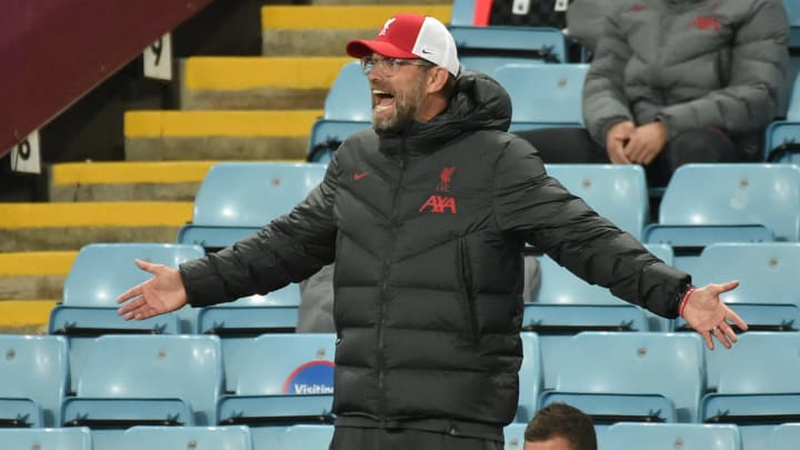 Jürgen Klopp Admits Liverpool 'Lost the Plot' in Aston ...