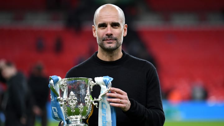 Pep Guardiola's side will take on West Ham