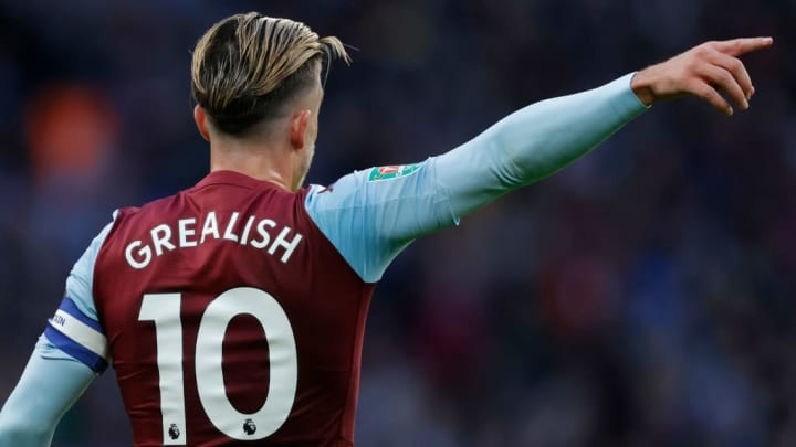 Grealish remains one of United's three priority signings this summer