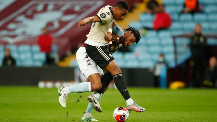 Tyrone Mings, Anthony Martial
