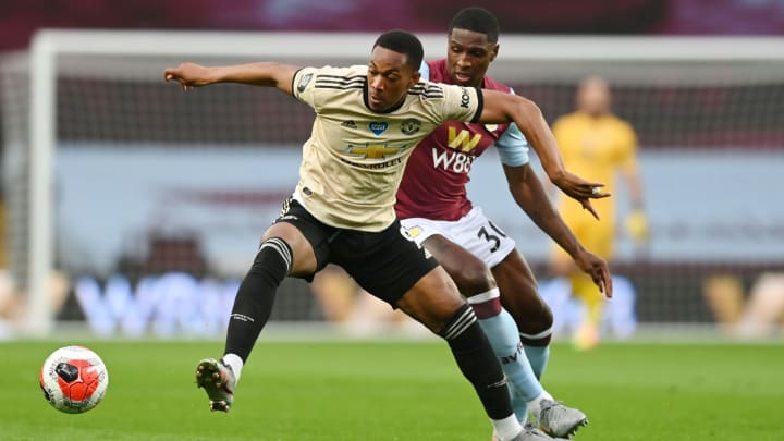 Anthony Martial, Kortney Hause