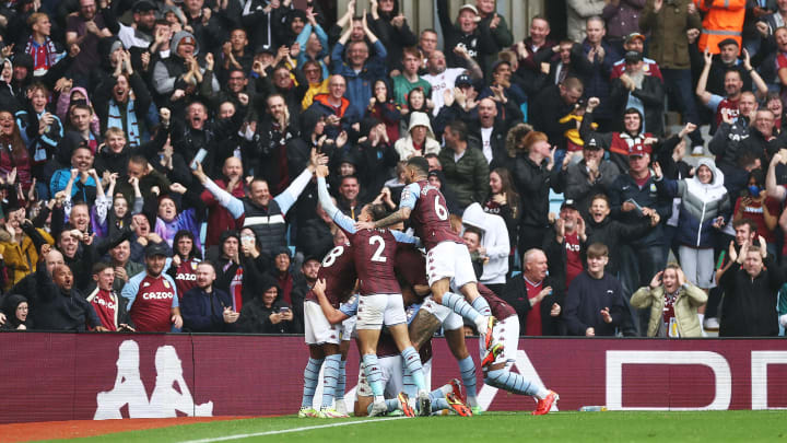 Aston Villa recorded their first Premier League victory of the season last weekend against Newcastle