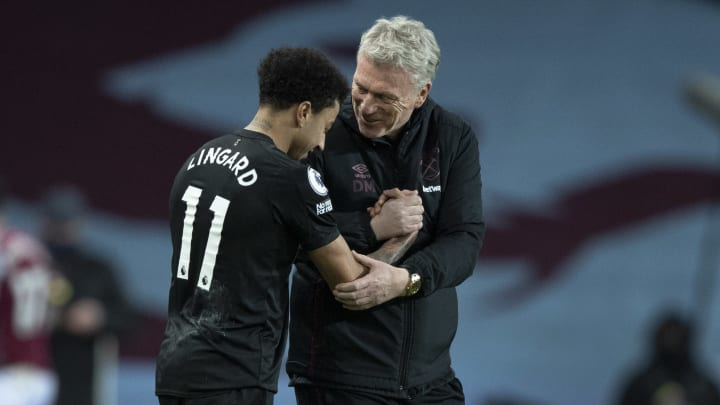 Lingard found form after joining West Ham on loan