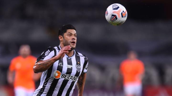 Hulk Savarino Atlético-MG Brasileirão Cuiabá