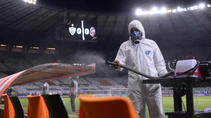 Estádios da capital mineira voltarão a ter torcida