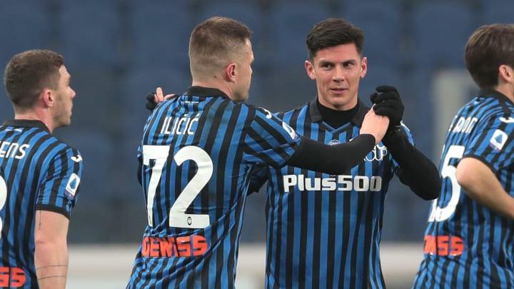 Josip Ilicic e Matteo Pessina