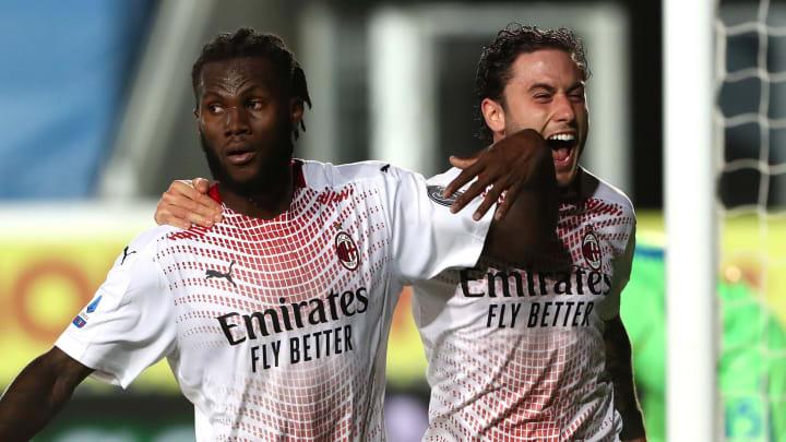 Maglia Milan 2021/22: le immagini del kit away