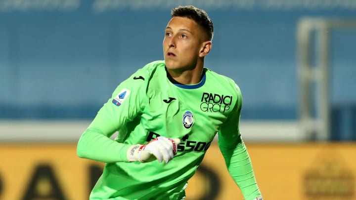 Spurs have signed Pierluigi Gollini on loan with an option to buy