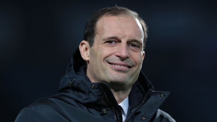 Massimiliano Allegri has re-joined Juventus after the sacking of Andrea Pirlo