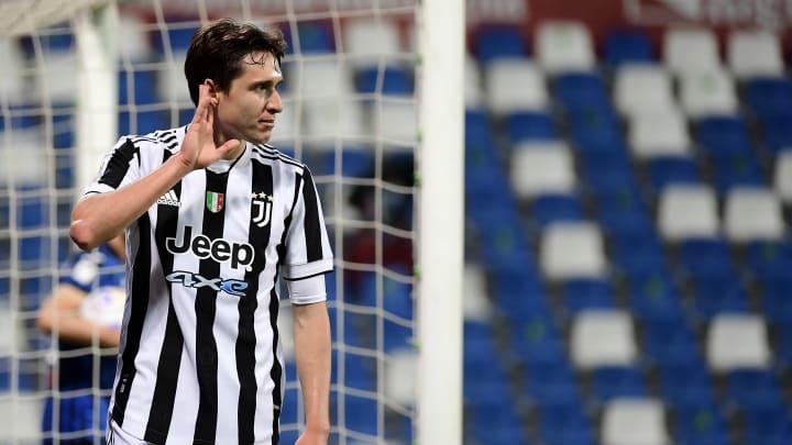 Chiesa scored the winner for Juventus
