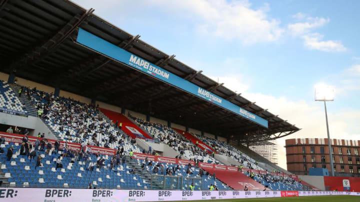 Mapei Stadium di Reggio Emilia