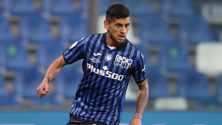 Cristian Romero has impressed since joining Atalanta last summer