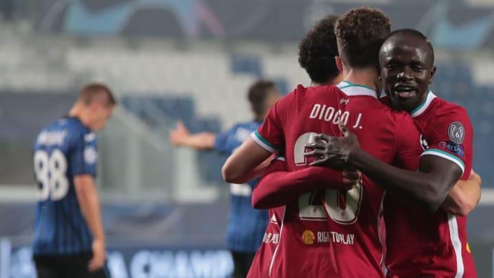 Atalanta BC face Liverpool in the Champions League