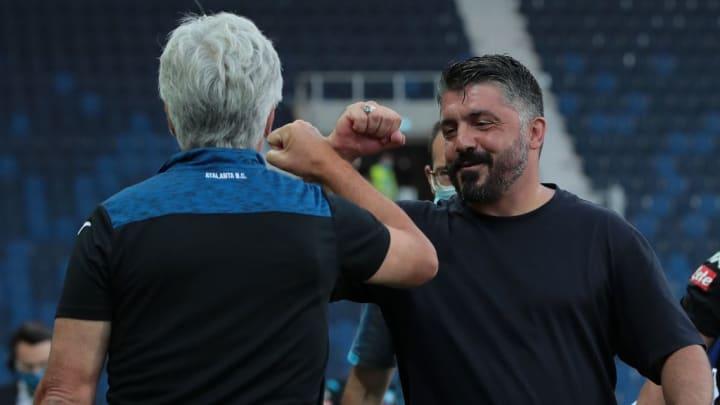 Ivan Gennaro Gattuso, Gian Piero Gasperini