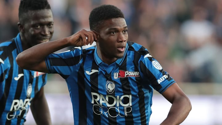 Manchester United are tracking Atalanta winger Amad Traore