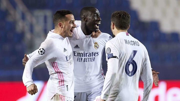 El Real Madrid es el único equipo español que se fue contento con su ida de octavos de final