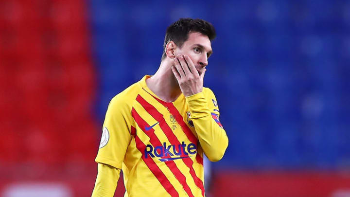 Barcelona's financial woes aren't helped by Lionel Messi's bumper contract