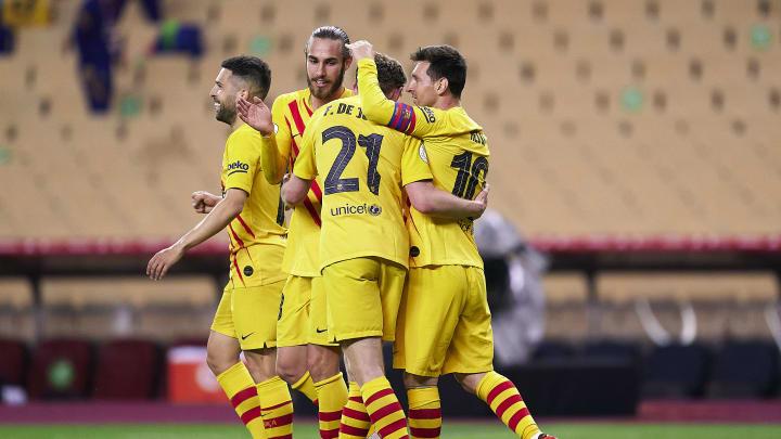 Athletic Bilbao 0-4 Barcelona: Player ratings as La Blaugrana secure Copa del Rey crown with second half romp