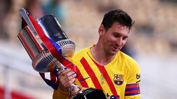 The big trophy