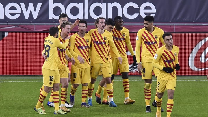 Athletic Bilbao 2-3 Barcelona: Player ratings as Lionel ...