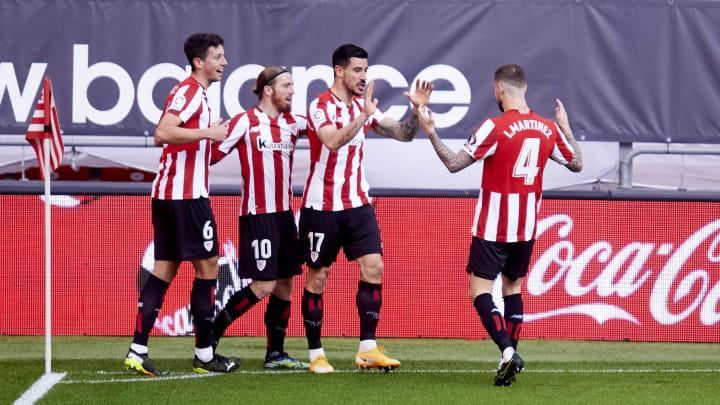 Athletic Bilbao está envolvido em ambas as partidas