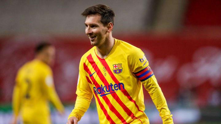 Lionel Messi Copa del Rey Barcelona PSG LaLiga Ligue 1