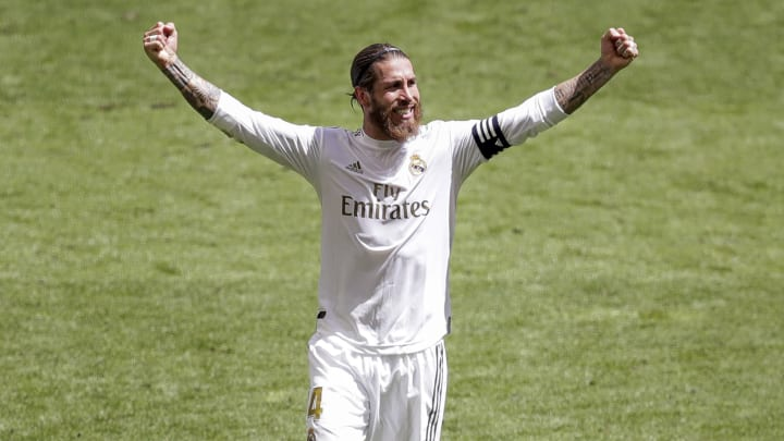 Top 5 highest scoring defenders with more goals than Sergio Ramos