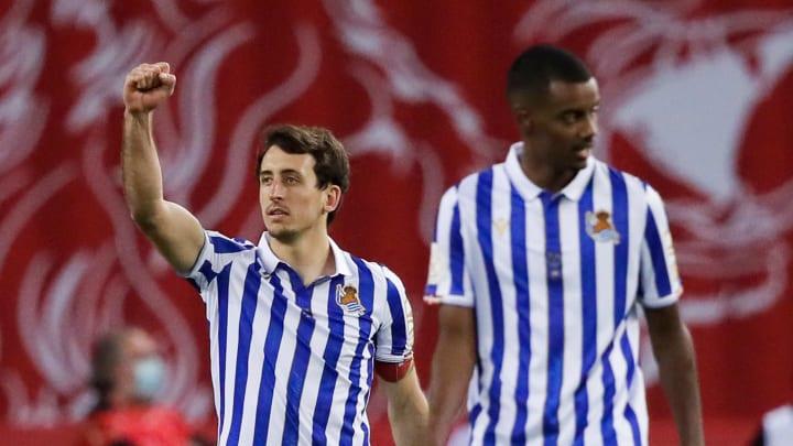Athletic de Bilbao v Real Sociedad - Spanish Copa del Rey