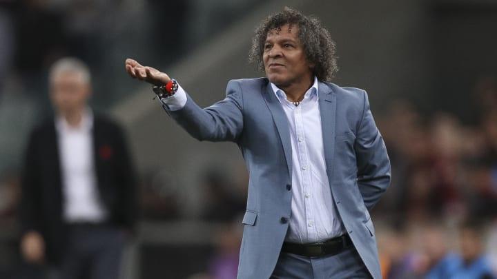 Gamero consiguió liderar a Millonarios a las finales del torneo apertura en Colombia