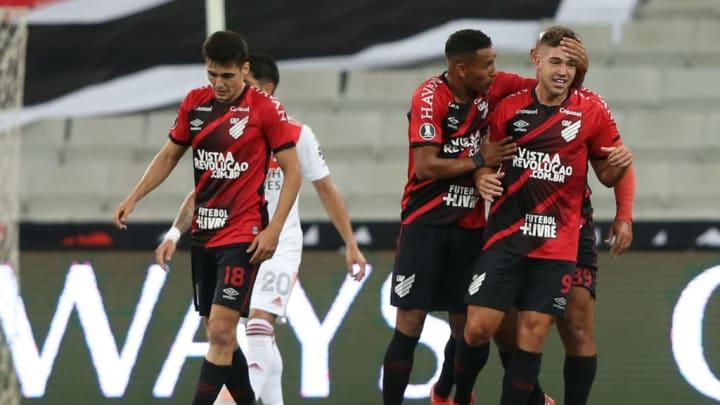 Guilherme Bissoli athletico paranaense