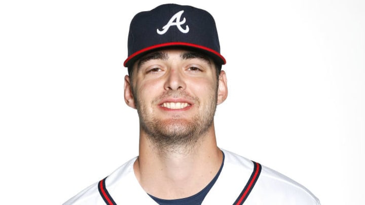 Atlanta Braves prospect Ian Anderson could compete for a rotation spot.