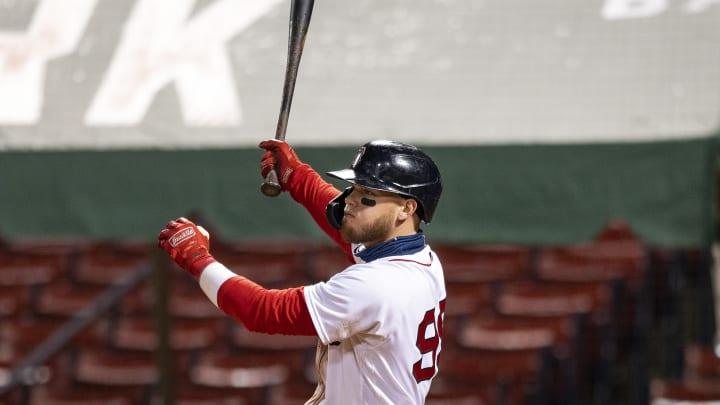 Alex Verdugo será el primer bate de Boston