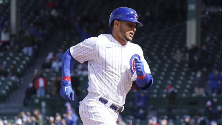 VIDEO: Willson Contreras conectó jonrón por tercer juego consecutivo