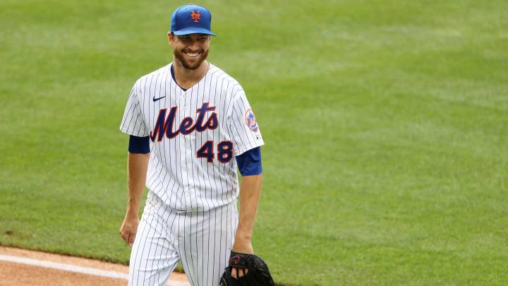 The New York Mets got fantastic news regarding starting pitcher Jacob deGrom's injury update.