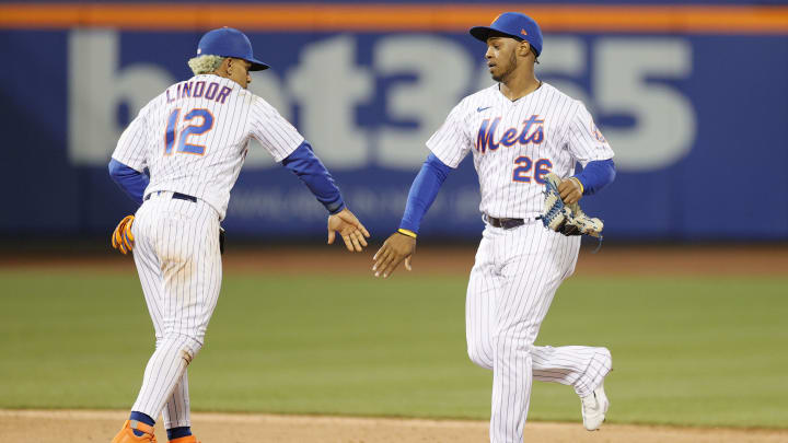 Francisco Lindor and Khalil Lee have been key pieces to the Mets success.