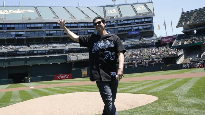 Zito no solo fue un gran lanzador en la MLB, también ha sido un destacado cantante