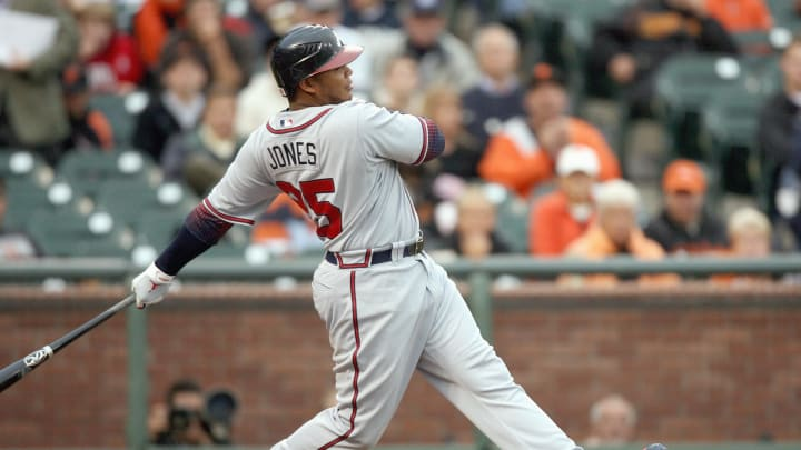 Former Atlanta Braves star Andruw Jones has a strong case for the Hall of Fame.
