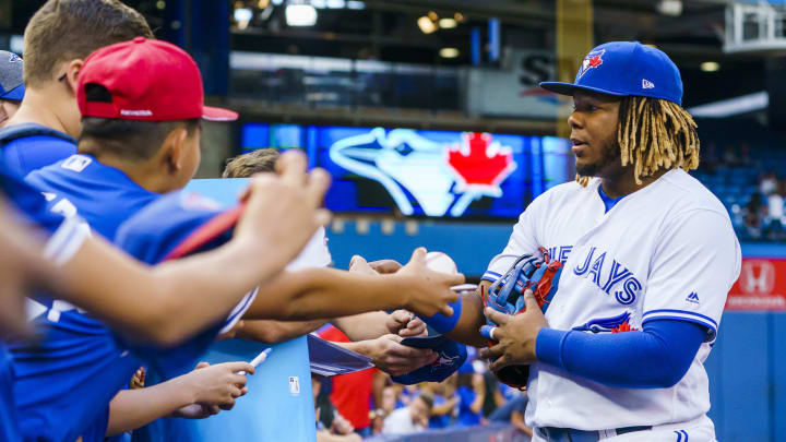 The Toronto Blue Jays are reportedly planning to train in Canada.